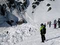 Horský terén môže byť zradný aj pre skúsených turistov. Nepodceňujte možné nebezpečenstvo.