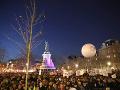 Spoločne proti antisemitizme: Kvôli vlne útokov vo Francúzsku protestovali tisíce