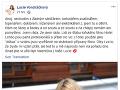 Lucie rázne zareagovala na klebety o novom partnerovi