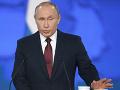 Putinov veľký prihovor ruskému ľudu: Prisľúbil podporiť rodiny a zvýšiť životnú úroveň