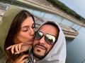 Z Jasminy Alagič a Patrika Rytmusa Vrbovského sú už manželia.