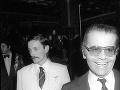 Jacques De Bascher a Karl Lagerfeld.
