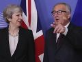 Mayová je späť na ceste: Rokovania o brexite budú pokračovať v Štrasburgu