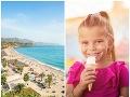 Rodina navštívila dovolenkový raj: Dievča (†9) zjedlo zmrzlinu, takú ranu nik nečakal!