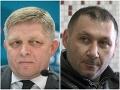 Polícia odmietla trestné oznámenie vo veci telefonátov Fica s Vadalom, informoval Dostál