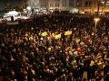 Výročie vraždy Kuciaka: SaS, OĽaNO aj Za slušné Slovensko ohlásili verejné zhromaždenie