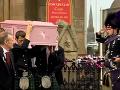 Pohreb plavovlasého anjelika