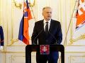 Rana pre prezidenta Kisku: PRIESKUM Mal by zostať v politike? Väčšina Slovákov vraví Nie