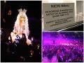 Začiatok koncertu Nicki Minaj sa mal posunúť kvôli meškajúcim kamiónom z Mníchova.