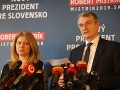 MIMORIADNE Zásadné rozhodnutie Roberta Mistríka: Favorit prezidentských volieb sa vzdal boja