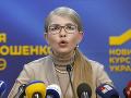 Tymošenková ponuku odmietla: Nebude moderovať diskusiu dvoch protikandidátov