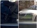Muž nemal na zaplatenie taxíka, jeho vodiča preto napadol, potom mu auto ukradol.
