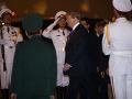 Summit roka už zajtra: Donald Trump priletel do Hanoja