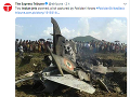 Pakistanské vzdušné sily zostrelili v stredu dve indické vojenské lietadlá.