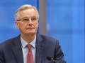 Rokovania budú pokračovať: Barnier sa stretne s britskými vyjednávačmi pre brexit