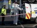 VIDEO Krvavý kúpeľ v Londýne: Muž po útoku zomrel pred stanicou, školák takmer vykrvácal