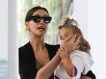 Irina Shayk a Bradley Cooper majú spolu dvojročnú dcérku.