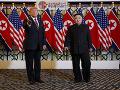 Rusko kritizuje summit vo Vietname: Rokovania zlyhali, lebo ani jedna strana nebola ochotná