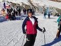 Samantha Abbottová umrela na lyžovačke.