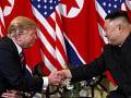 Trump dostal od Kim Čong-una krásny list: Superlatívami na adresu vodcu KĽDR nešetril