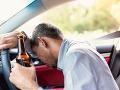 V Košickom kraji bolo mimoriadne veselo: Po cestách jazdili opití aj nepripútaní vodiči