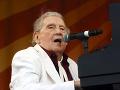 Člen Rock'n'rollovej siene slávy utrpel mŕtvicu: Teraz hlási návrat do štúdia a na pódiá