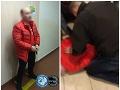 VIDEO zo zadržania podozrivého nájomného vraha: FOTO Srb sa zdržiaval v Prahe!