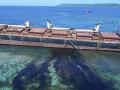 Veľká environmentálna hrozba: Ropná škvrna z tankera unikla do chránenej oblasti