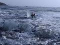Turistka na Islande pózovala kvôli FOTO na kuse ľadu: Jej vnučka zverejnila nečakanú dohru