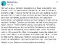 Michala Saba smrť Karolíny zasiahla.