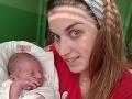 Stresujúce chvíle pri Čadci: FOTO Pri pôrode Jakubka rozhodovali minúty, nečakaná záchrana v uniformách