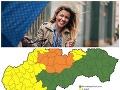 Na Slovensko udrie silný vietor: VIDEO Už o pár hodín, meteorológovia varujú, dosiahne až 160km/h!