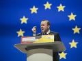 Líder európskych ľudovcov Manfred Weber.