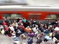 Slovák sa vyhýbal nástupu do českej basy: Polícia ho zadržala vo vlaku, prekvapivé zistenie