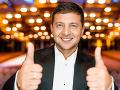 Prezidentské voľby na Ukrajina sa blížia: Favoritom je stále komik Zelenskyj