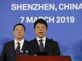 Číňania sa rozhodli pre razantný krok: Telekomunikačný gigant Huawei zažaloval vládu USA