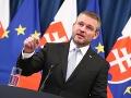 Pellegrini sa pustil do prezidenta: VIDEO Arogantný Kiska len prilieva olej do ohňa, škodí Slovensku