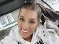 Jasmina Alagič ukázala bruško: Vymýšľaš si a vôbec nie si tehotná!