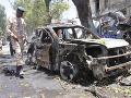 Mohutný výbuch pri reštaurácii v Mogadiše: Zo Somálska hlásia 11 obetí