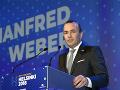 Budúcnosť a smerovanie EPP určí Merkelová a ja, nie Orbán, odkázal predseda frakcie Weber