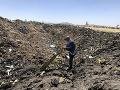 Letecké nešťastie v Etiópii: Pri havárii zahynula rodina poslanca Antona Hrnka