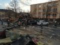 Silný vietor trápi Európu: V Nemecku zomrel muž, v Česku sú bez elektriny desaťtisíce ľudí