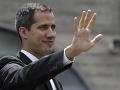 Uzurpátor moci prehral, tvrdí Guaidó: Venezuelská vláda zablokovala internet