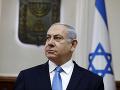 Izrael prestane v úderoch proti militantom z Gazy, ak prestanú s raketovými útokmi