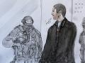 Prvý teroristický útok Daeš v Európe: FOTO Chladnokrvný Mehdi strieľal odzadu, verdikt súdu