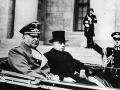 Konstantin von Neurath a Emil Hácha, 20. apríl 1939.