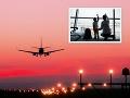 Pilot požiadal o návrat: Letoví dispečeri boli z jeho dôvodu v šoku, takéto niečo ešte nezažili