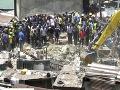 V Lagose sa zrútila budova: Na poschodí bola základná škola, hlásia mŕtvych žiakov