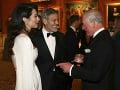 Clooneyho kráska ohúrila aj