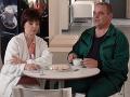 V seriáli Panelák si Pavol Topoľský zahral nezameniteľného Cinegeho.